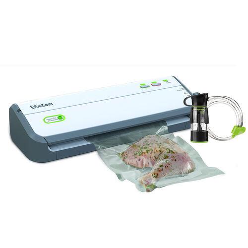 Foodsaver 174 Countertop Fm2100 Vacuum Sealing System Black
