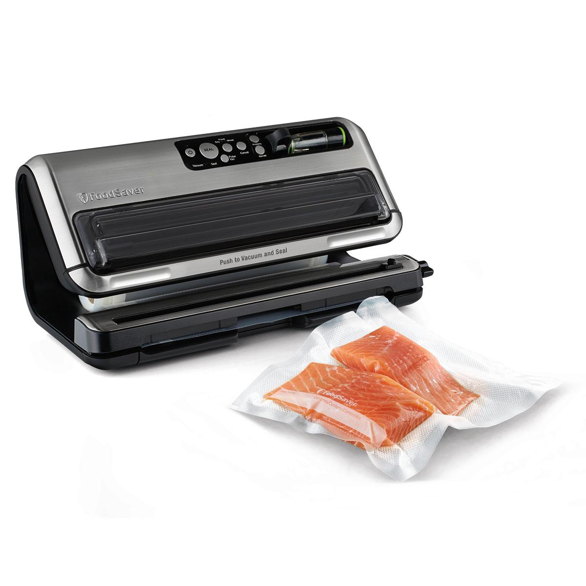 The FoodSaver&#... Foodsaver Vacuum Sealer 5000