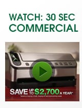 Watch 30 second commercial