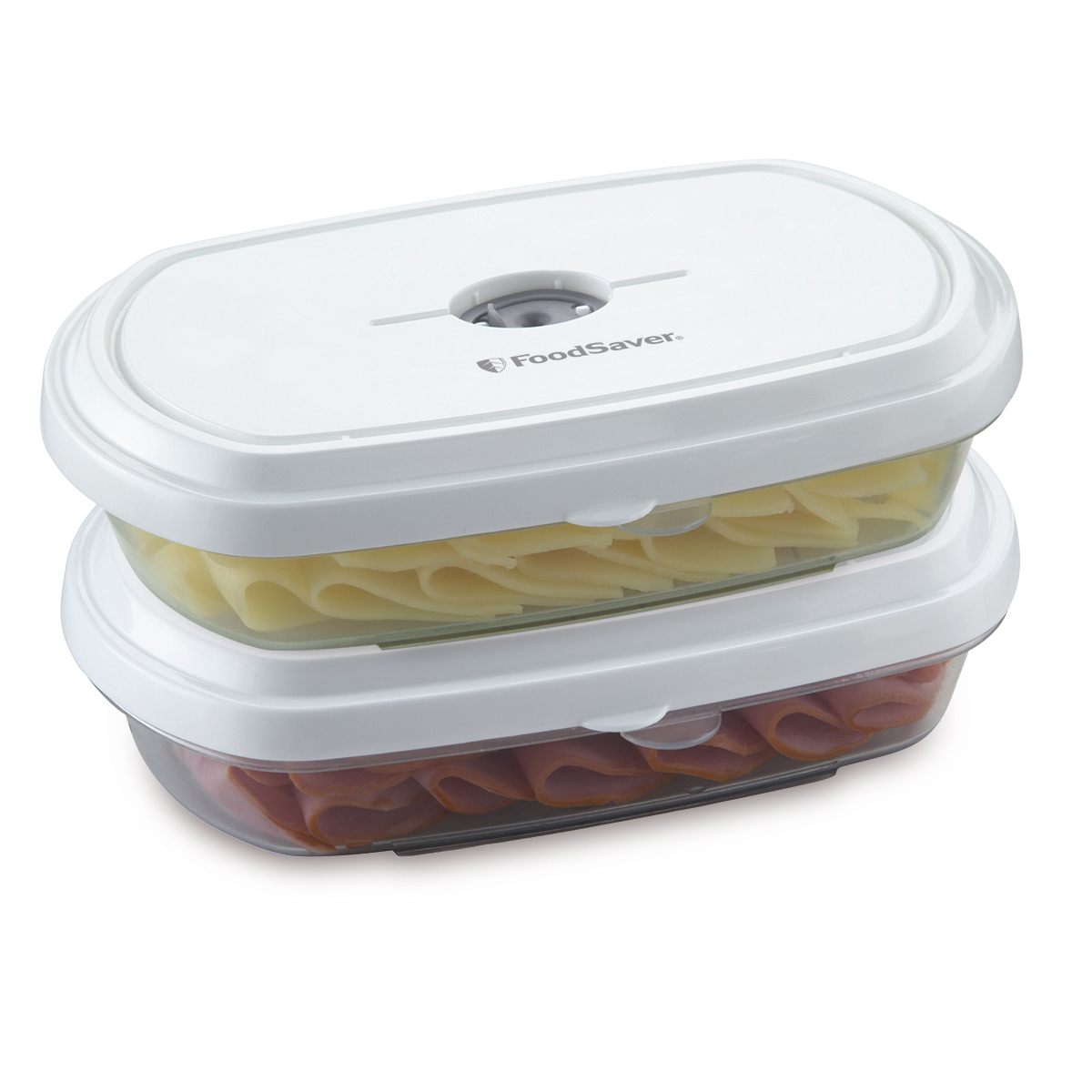FoodSaver® Deli Containers, 2-Pack